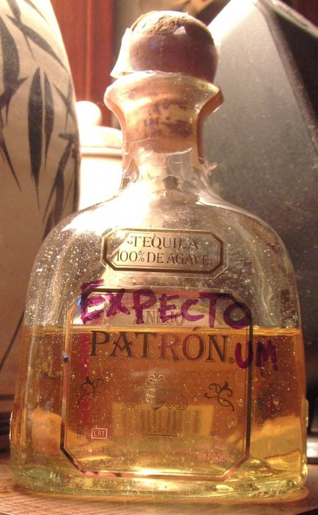 I hate tequila but I might make an exception for this!! love it!