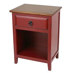nightstand: Nightstand, Bottoms Drawers