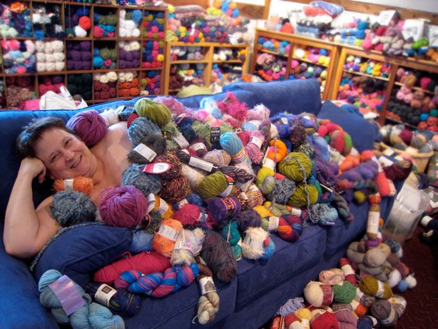 10 Things That Make Knitters Scream