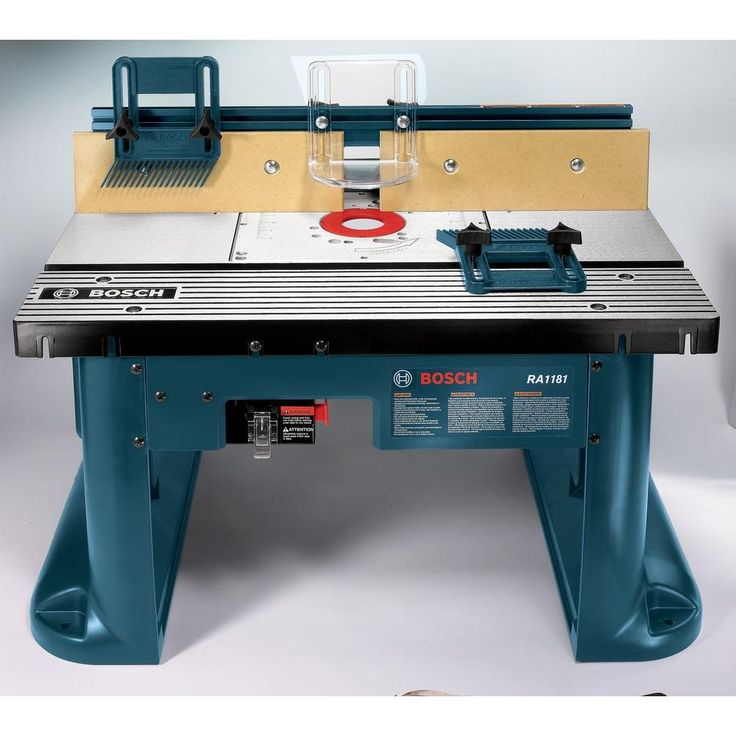 The 25 best bosch router table ideas on pinterest router table bosch 15 amp corded 27 in x 18 in aluminum top benchtop router table with 2 12 in vacuum hose port greentooth Image collections
