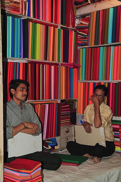 Vibrant colors Jaipur