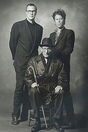 William S. Burroughs, Tom Waits & Robert Wilson