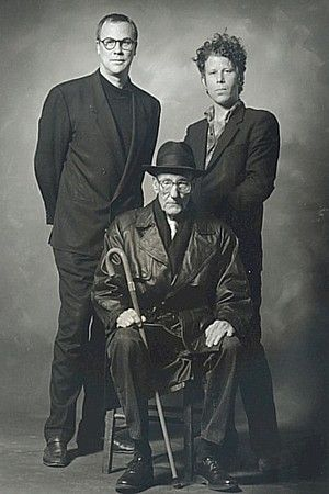 William S. Burroughs, Tom Waits & Robert Wilson
