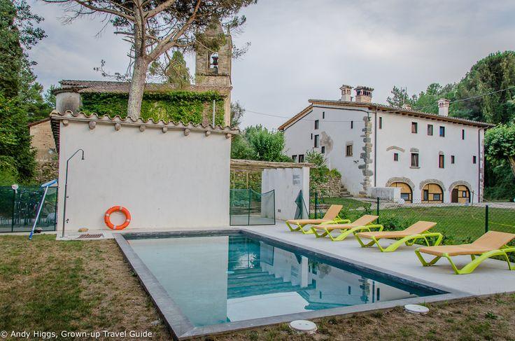Hotel Review – La Rectoria de Sant Miquel de Pineda, La Garrotxa, Spain