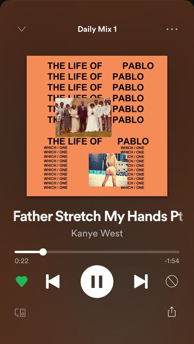 Kanye West Father Stretch My Hands Pt 1 Kanye West Father Life Songs