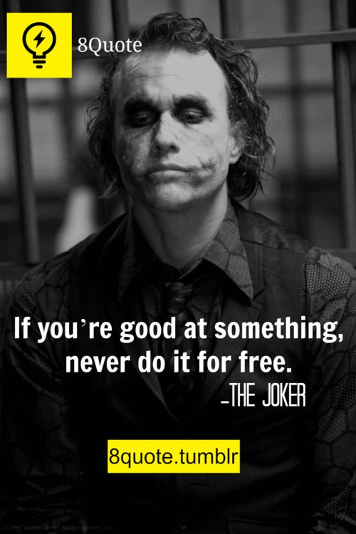 the joker quotes - 8quote