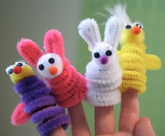 Last Minute Easter Craft Ideas by Little Page Turners
