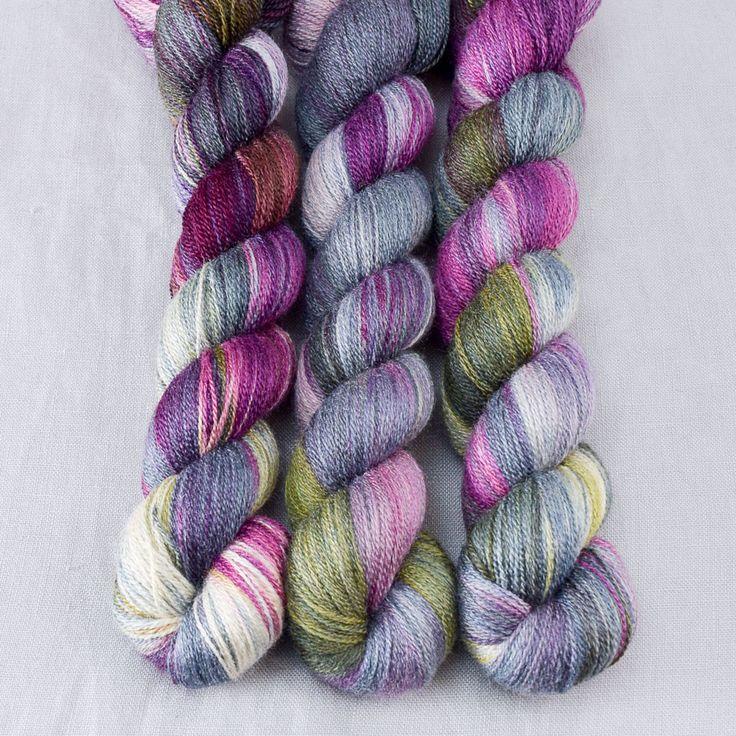 Zombie Prom 843 Yd - Wild Silk - Babette
