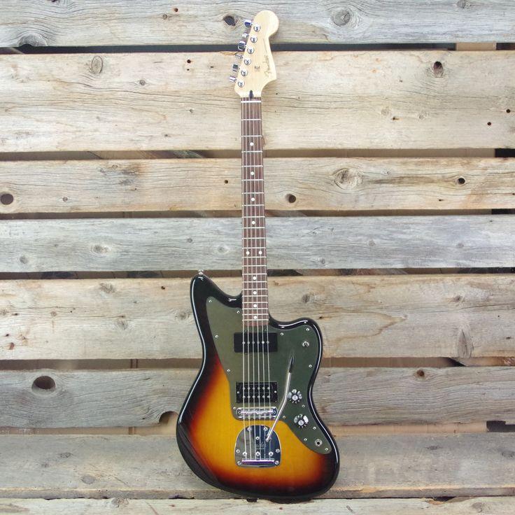 Fender Blacktop Jazzmaster (s251)