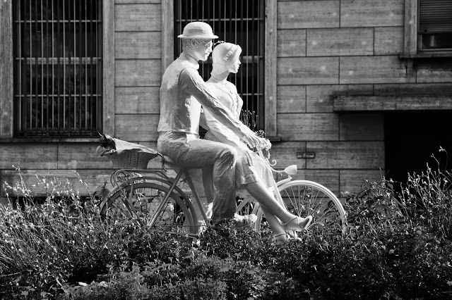 Torino In My eyes: CDP August Theme Bicycle