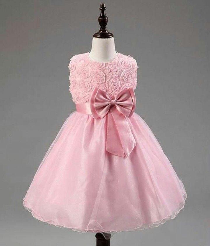 Mejores 8 imágenes de Vestidos niña en Pinterest | Ropa de niña ...