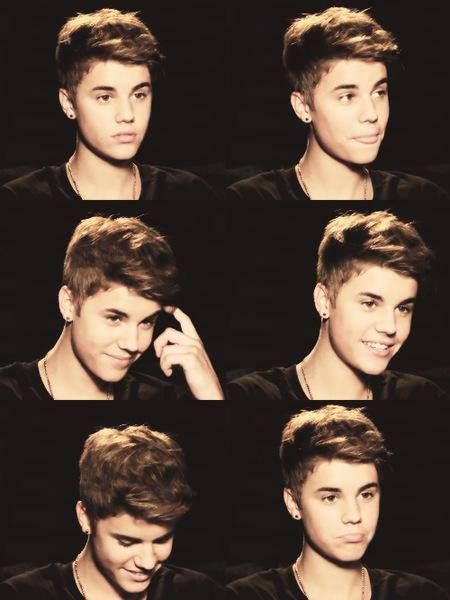 imagine Justin's at a interview  person: so do you miss y/n  Justin: yeah I really do  *justins pouts*