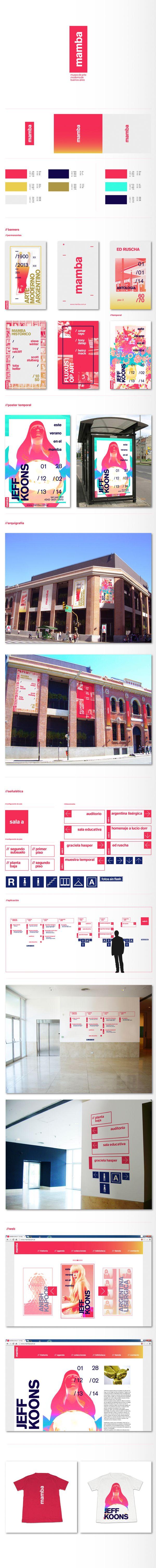 Museo de Arte Moderno de Buenos Aires | Identidad