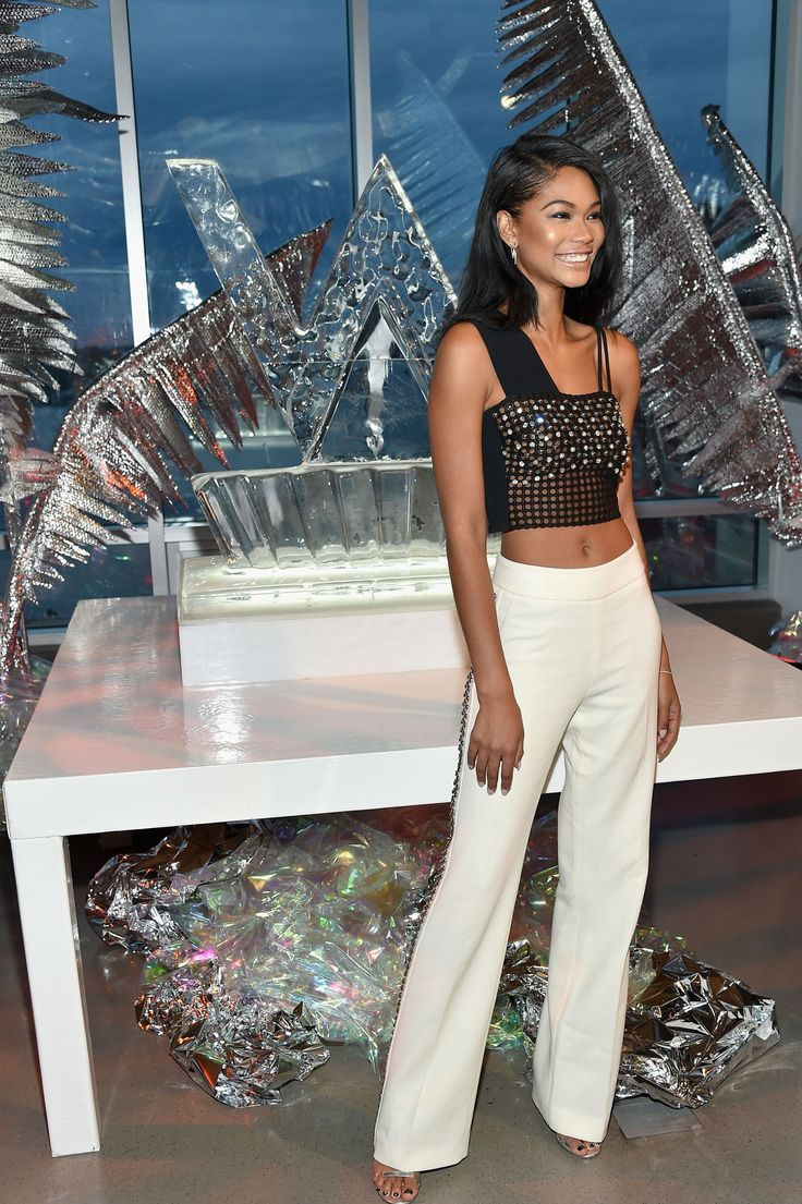 20 best images about Chanel Iman on Pinterest
