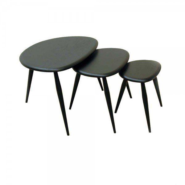 Ercol Beistelltische Originals Schwarz Beistelltische Wohnzimmertische Und Kleiner Tisch Ideen