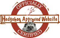 Hedgehog Central for hedgehog hobbyists and fanciers. Helpful information on care, keeping, colours, showing, the show standard, clubs, the IHA, rescues etc