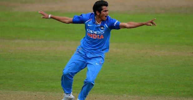 Twitter goes gaga as 18-year-old Kamlesh Nagarkoti bowls at serious pace against Australia  India began their ICC U-19 Global Cup marketing campaign with a 100-run victory over Australia at Mount Maunganui. Jack Edwardss all-round display went in useless as Indias top-three batsmen notched up the fifties to set the group up for a 328 run overall sooner than their bowlers wrapped up Australia for simply 228.  India posted a mammoth 180-run partnership for the primary wicket sooner than Indian…