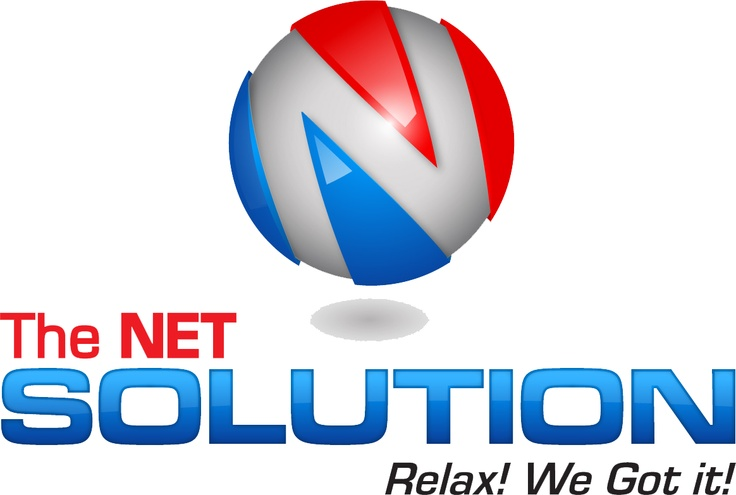 The NET Solution! Relax! We Got it!  TheNETSolution.NET
