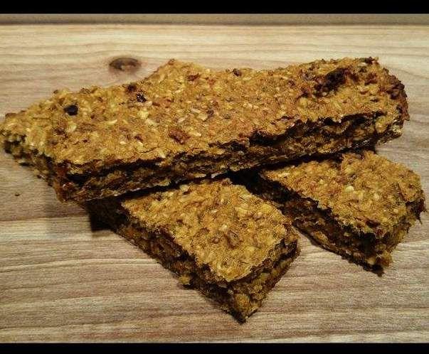 Recipe Healthy Museli Bars - Sugar Free by lozzieb - Recipe of category Baking - sweet