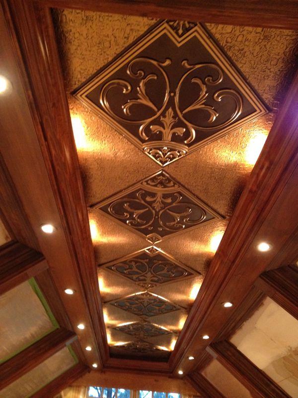 Celtic Kitchen Lights
