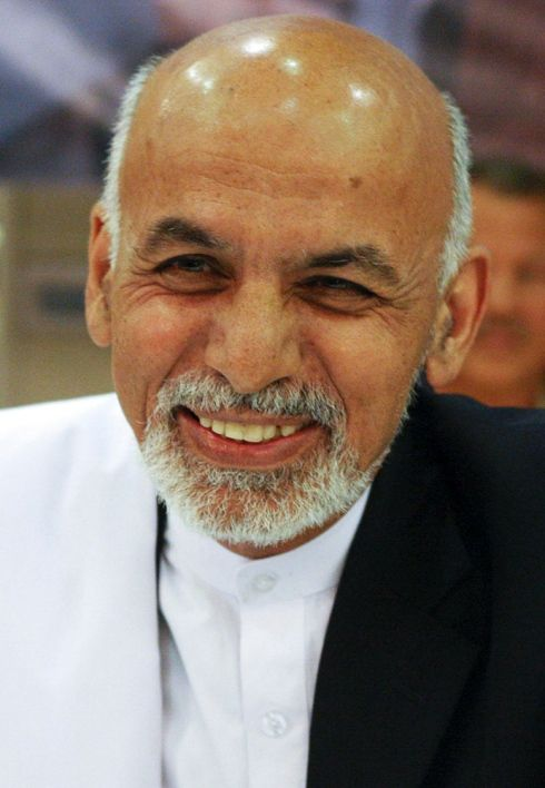Ashraf Ghani ahead in preliminary results of Afghan presidential poll, electoral officials say - News - Stripes