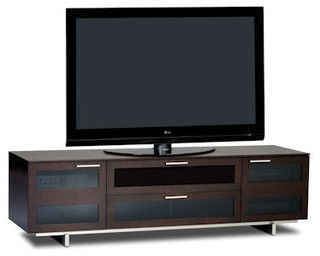 Avion II TV Stand, Quad Wide   Modern   Home Electronics   By  SmartFurniture. Home Theater FurnitureMedia ...