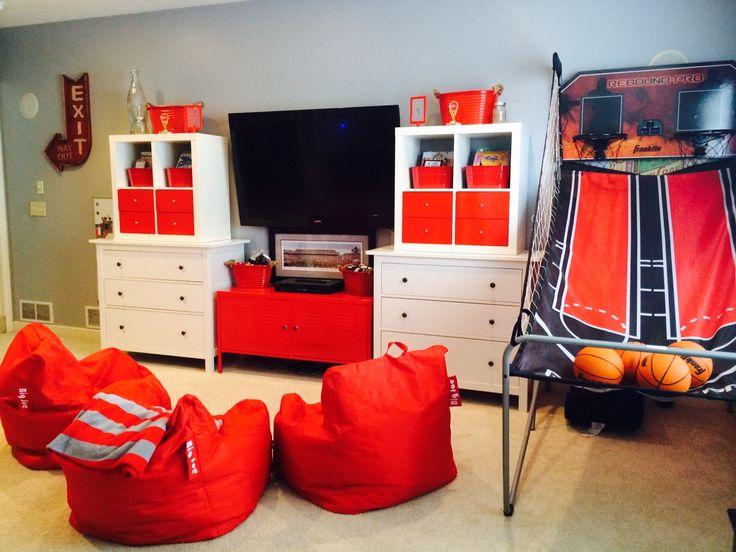 Best 25 Basketball Themed Rooms Ideas On Pinterest