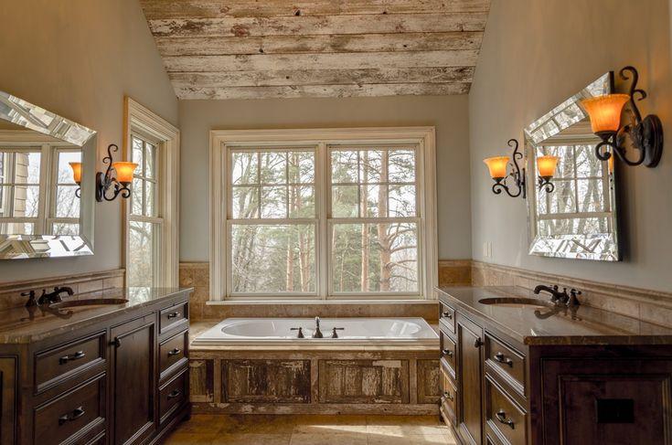 Salle de bain : les meilleurs revêtements de plancher