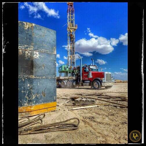 ✯Karlo Murillo✯ Precision Drilling/Rig 577 Another Rig Up Almost Done Red Stone Operations / Rig Move