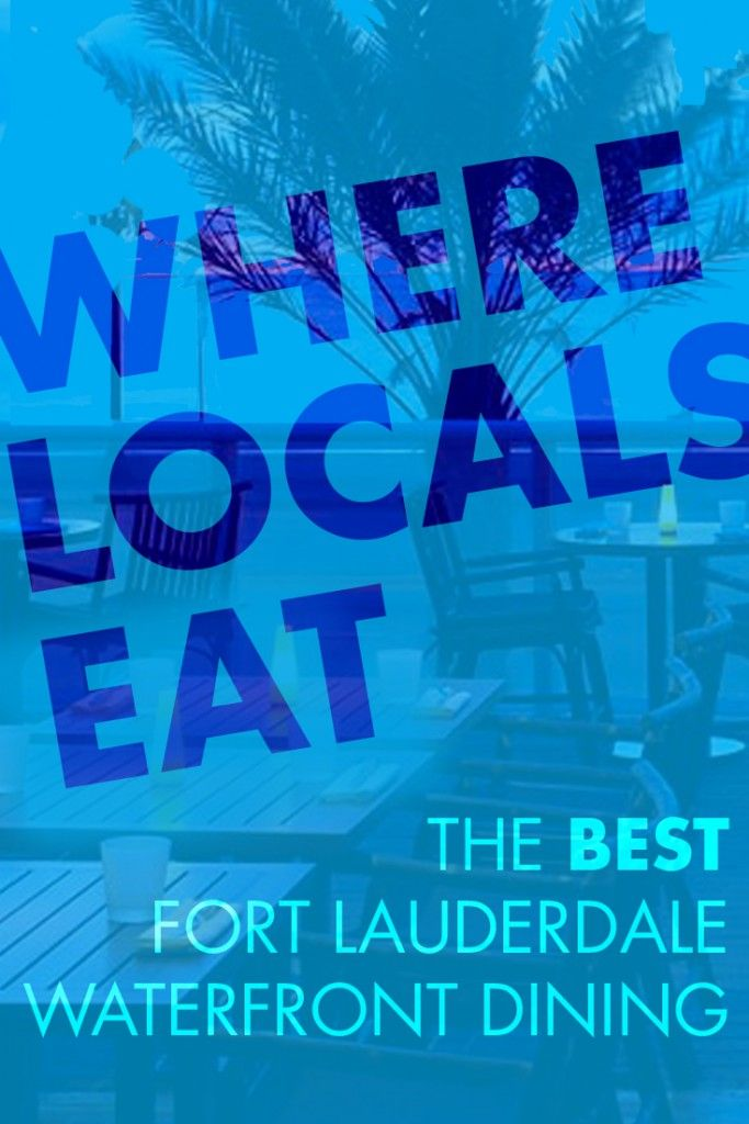 fort lauderdale waterfront restaurants