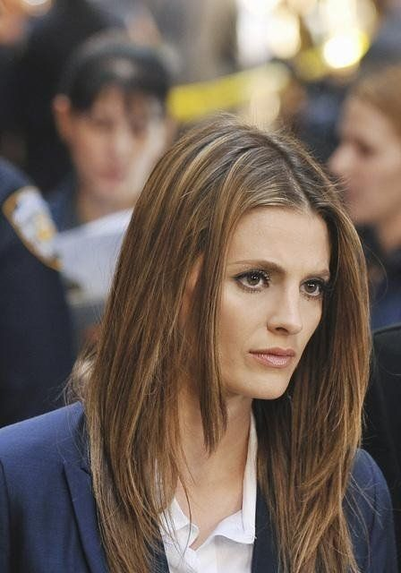 Stana Katic in Castle - Heroes and Villains