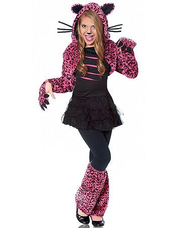 Girl's Bad Kitty Costume   Wholesale Cats Costumes for Girls