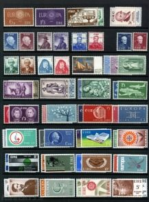 Ireland LSD Commemorative Stamp Collection 1929-1970 for sale from Adverts.ie #Stamps #Ireland #Collectors