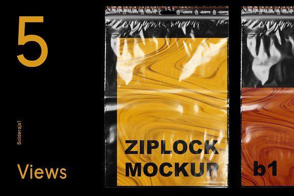 Download Ziplock Bag Mockup Book Cover Mockup Bag Mockup Stationery Mockup