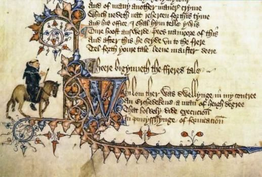 a look at chaucers views on religionthe canterbury tales Chaucer: historical context with analysis of 'the canterbury tales'  well known in chaucer's day the canterbury tales has more  of religious men.