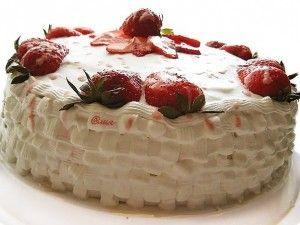 Рецепт крема для бисквитного торта с картинками