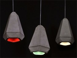 PORTLAND by Innermost | Design James Bartlett    A natural concrete lamp to design your interiors…