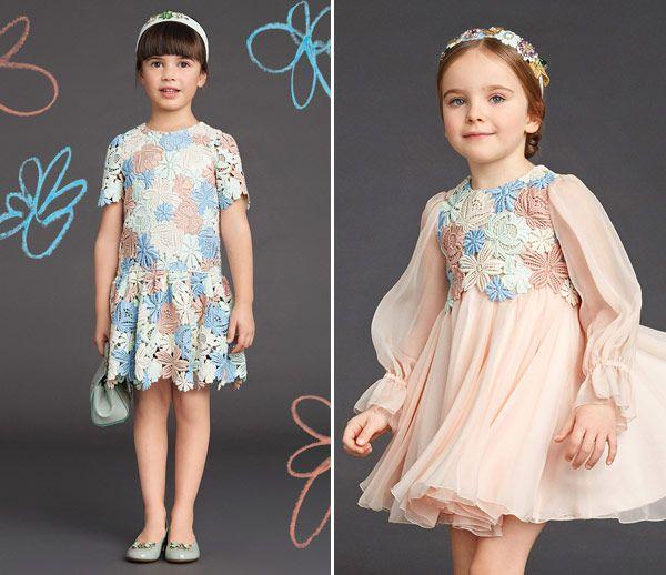 Tem como não se apaixonar pelas novas fotos da coleção kids da Dolce & Gabbana? Num clima mais mediterrâneo, peças em azul e branco evocam a cerâmica m