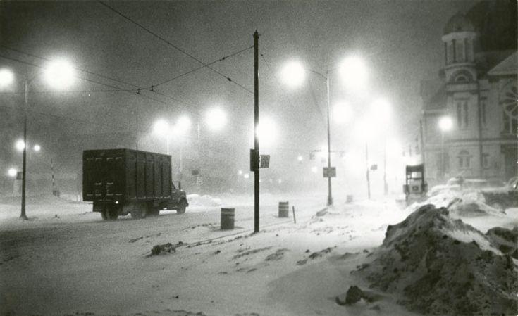 The blizzard of 1978 midwest city dayton ohio dayton