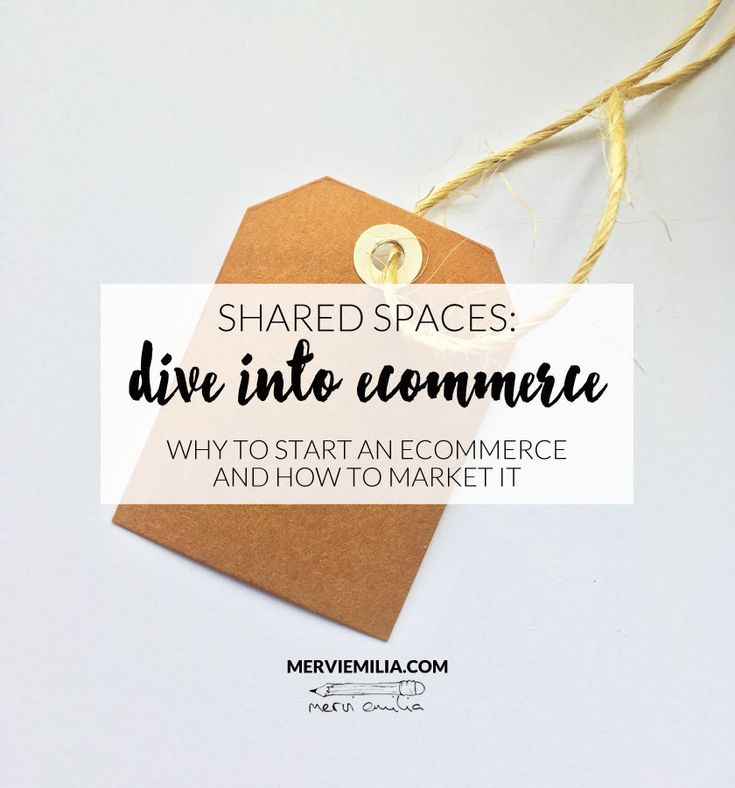 Why to start an ecommerce (web store) and how to market it. Check all the great links about the subject that are collected in this one post!