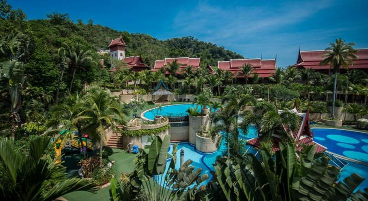 Krabi Thai Village Resort Ao Nang Beach Boasting 3 outdoor pools and traditional Thai architecture, Krabi Thai Village Resort is a 10-minutes walk from Ao Nang Beach. It has a spa and 4 dining options. Free Wi-Fi is available in the lobby.