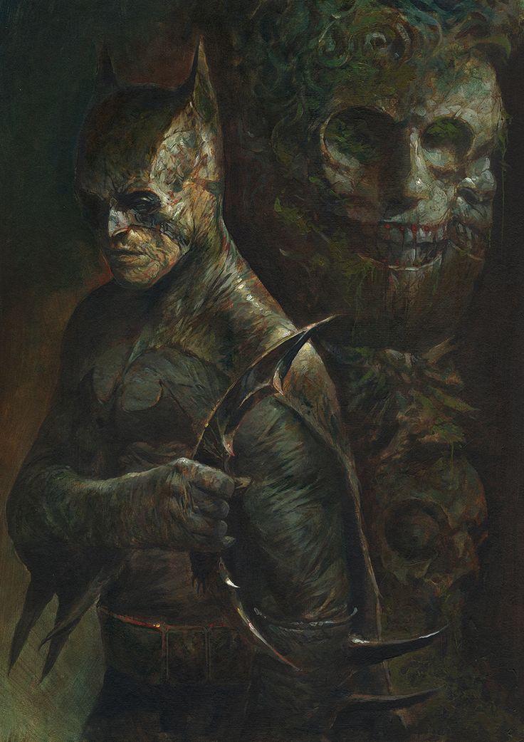 BATMAN •Dave Kendall