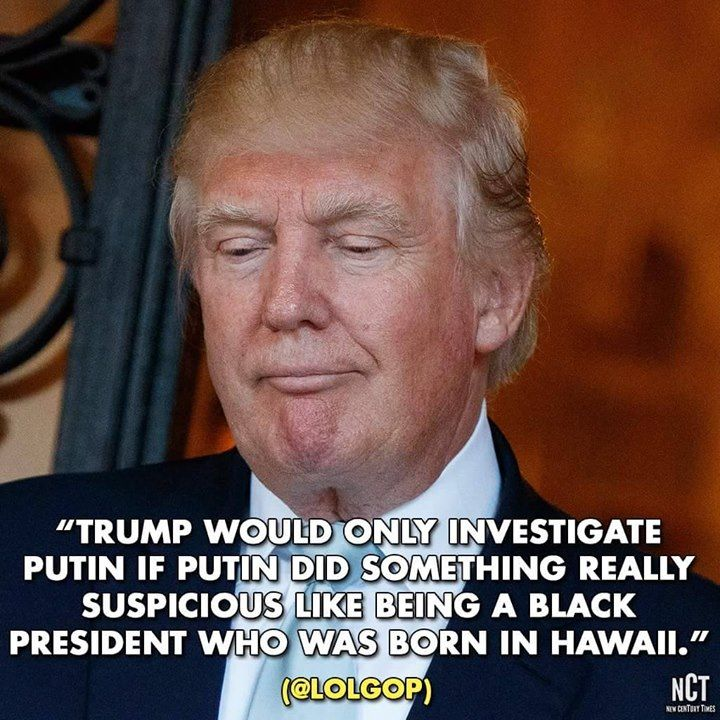 Sad But True. He has simply GOT to be the most F****D Up, corrupt, lying president-elect in history !!