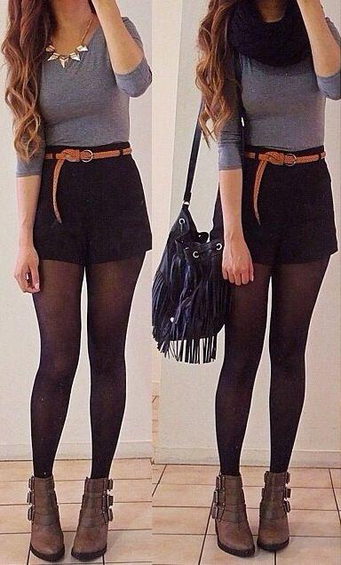 Ig: rinasenorita I love her style!