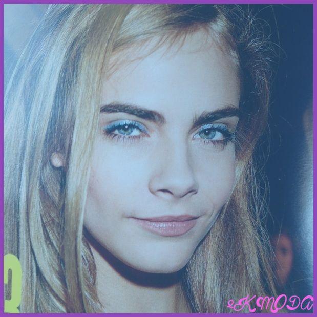 Mavi Göz Makyajı - http://2kmoda.com/moda/mavi-goz-makyaji