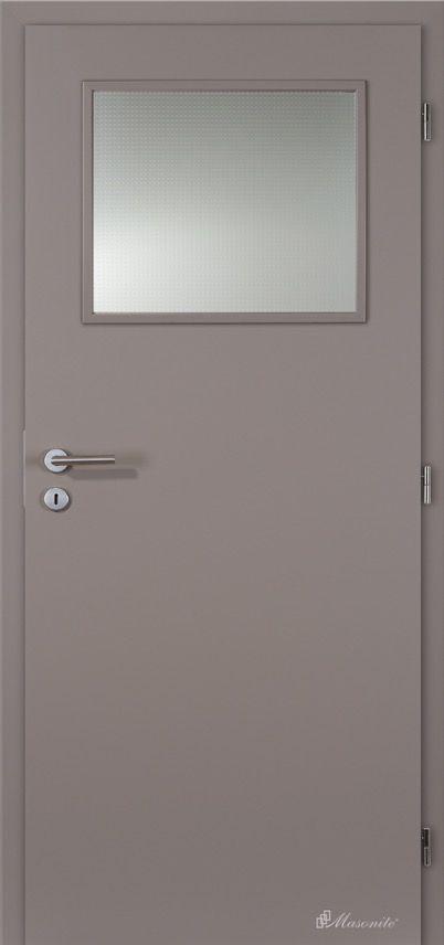 Hladké dveře Prosklené | Masonite.cz