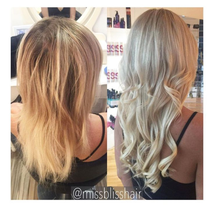 So much love went into this colour transformation! Absolutely stunning blonde for this gorgeous client ❄️❄️ . . Miss Bliss Hair Boutique  www.missblisshair.com.au  0410139107 | 55114753  3/42 Bundall Road, Bundall #missbliss #missblisshair #missblisssalon #missblissblowdrybar #missblisshairboutique #havegoodhair #hairangels #missblissgoldcoast #goldcoastsalon #hairextensions #TIGIsalon #OLAPLEXsalon #colourspecialists #hairlookbook #beautifulhair