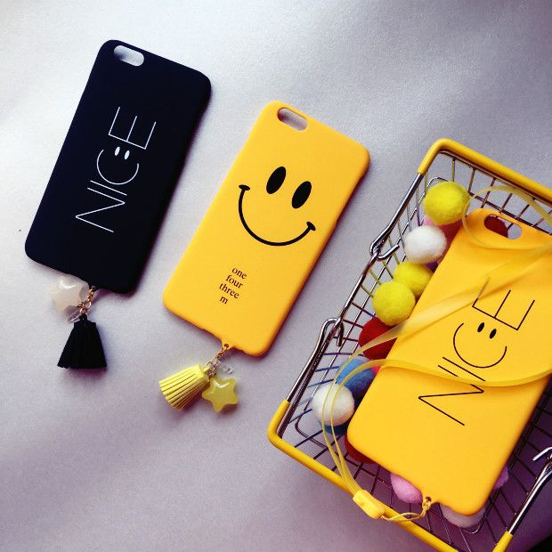 >> Click to Buy << New Cartoon Couples suits Smile Emoji Hard PC Phone Case For iPhone7 7Plus Anti knock Cover For Iphone 6 6s /66sPlus #Affiliate