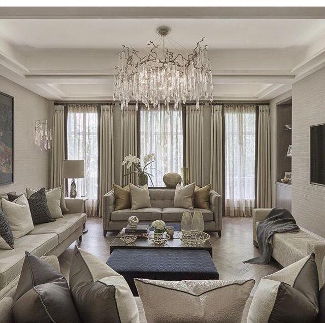 Best 20 Wallpaper For Living Room Ideas On Pinterest: Best 25+ Luxury Living Rooms Ideas On Pinterest