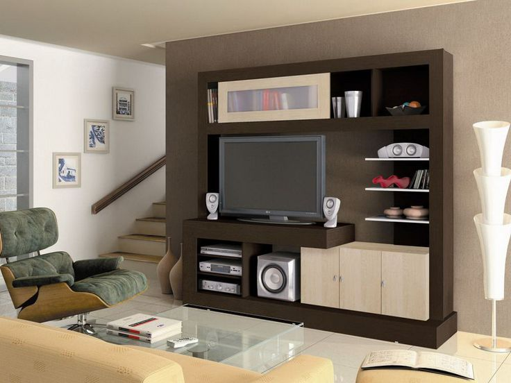 23 best tv unite sR images on Pinterest Home Tv unit design